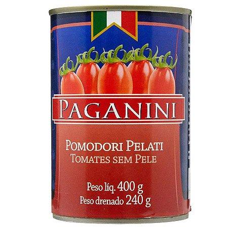 Pomodori Pelati (Tomate Pelado) – 400g – Paganini