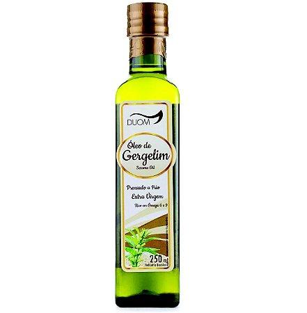 Óleo de Gergelim (Sesameseed Oil) Extravirgem 250ml – Duom