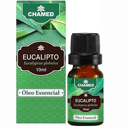 Óleo Essencial de Eucalipto (Eucalyptus globulus) 10ml – Chamel