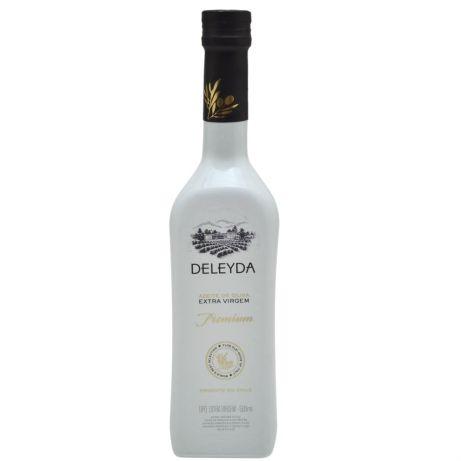 Azeite de Oliva Extravirgem Deleyda Premium 500ml - Olivos Ruta del Sol