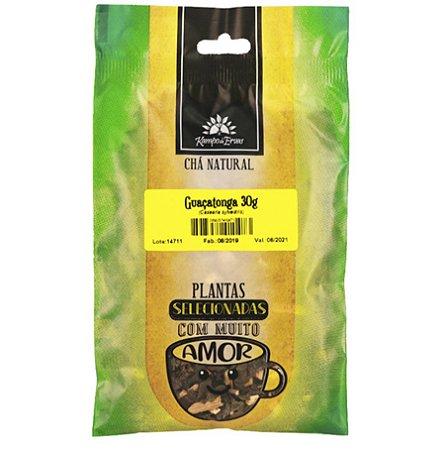 Guaçatonga (Casearia sylvestris) 30g – Kampo de Ervas