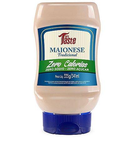 Maionese Zero Sódio/Açúcar 330g - Mrs Taste