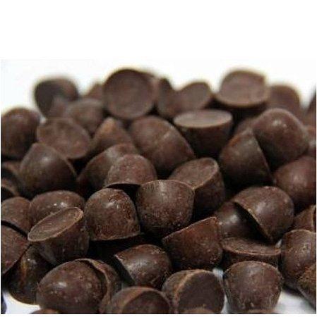 Gotas de Chocolate Puro 100% cacau 100g