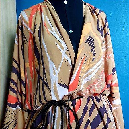 Kimono Midi Savana