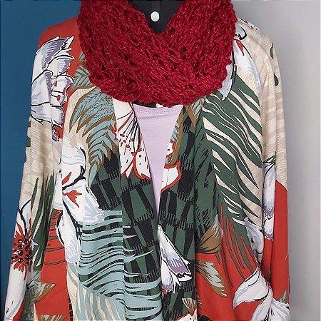 Kimono Midi Floresta