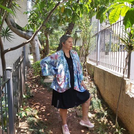 Kimono Jardim