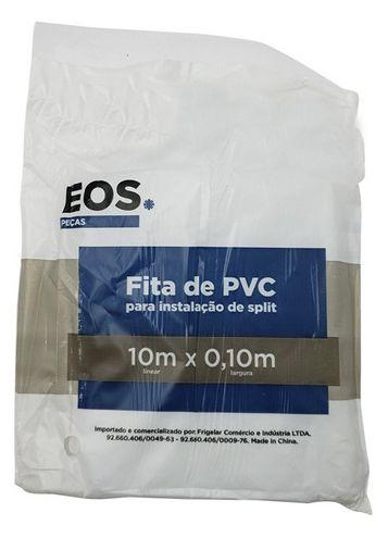FITA DE PVC PARA INSTALAÇÃO DE SPLIT 10M X 0,10M