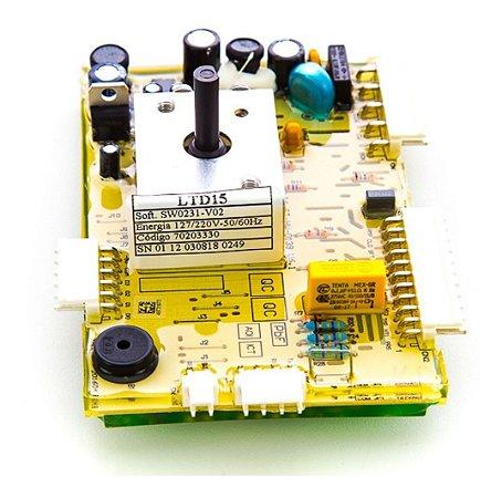 PLACA DE POTÊNCIA ELECTROLUX LTD15 ORIGINAL