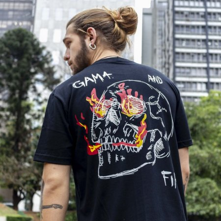 Camiseta - GAMA AND FIRE
