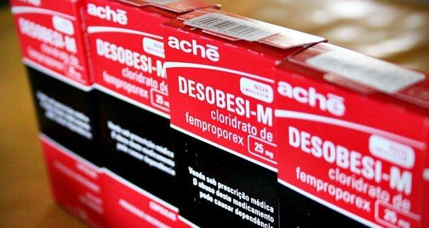 Desobesi - M FEMPROPOREX 25mg/30comp