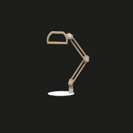 Luminária de mesa starlux mw29