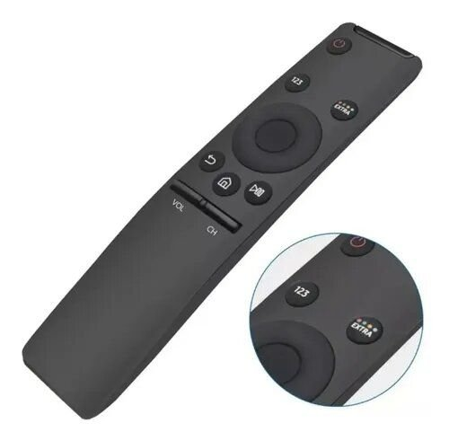 Controle Remoto Tv Samsung 4k Smart Bn98-06762l 40k6500