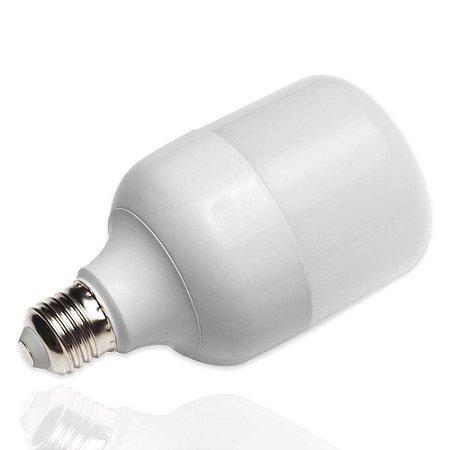 Lampada Led com sensor de presença 40w