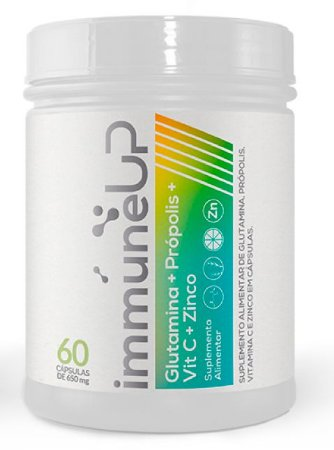 IMMUNE UP 60 CAPS – 650MG