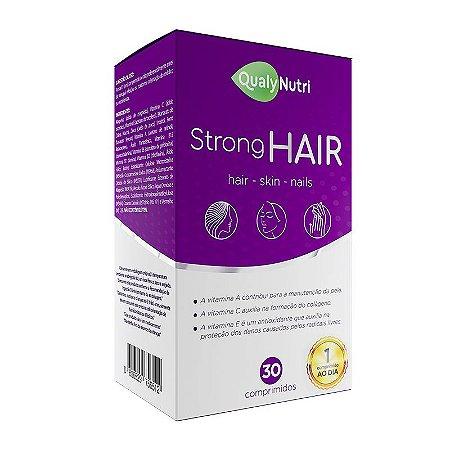 STRONG HAIR  30 CÁPSULAS