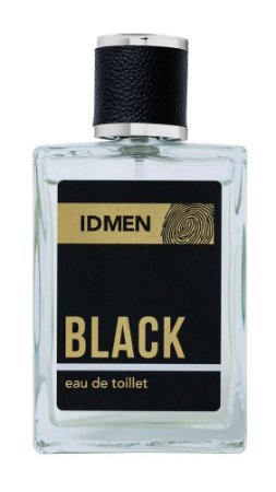 PERFUME EAU DE TOILETTE BLACK 100mL