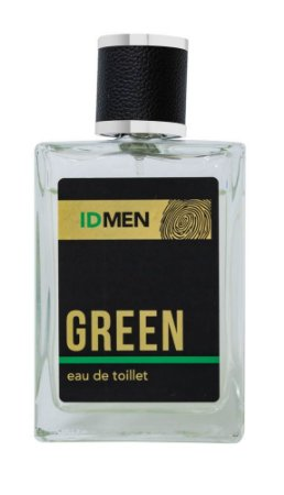 PERFUME EAU DE TOILETTE GREEN 100mL