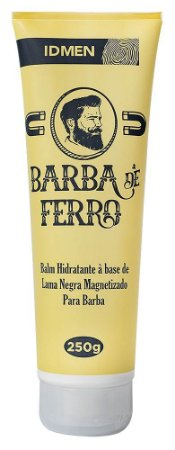 BARBA DE FERRO BALM HIDRATANTE MAGNETIZADO 250mL