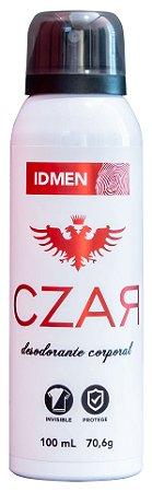 DESODORANTE CZAR RED AEROSSOL 100mL