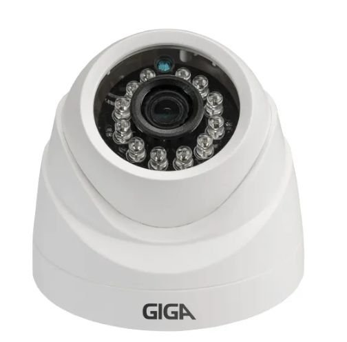 Câmera Giga GS0019 Dome Open HD Orion IR 20M UTC DWDR