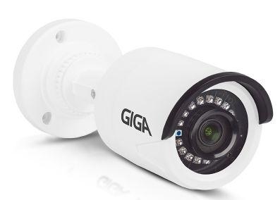 Câmera Giga GS0020 Bullet Open HD Orion IR 20M UTC DWDR