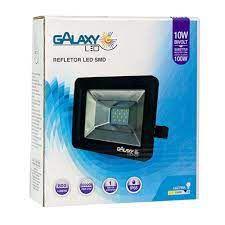 REFLETOR LED 010w GALAXY IP65 6500K