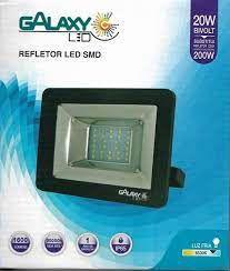 REFLETOR LED 020w GALAXY IP65 6500K