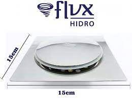 RALO CLICK QUADRADO 15x15 CROMADO FLVX