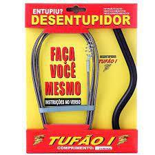 DESENTUPIDOR TUFAO COM 05 MT OVERTIME