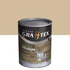 GRAFFTEX ACRILICO PREMIUM FOSCA 3,6 LT BRANCO