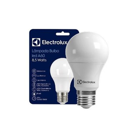 Lâmpada Bulbo LED A60 4,7W 6500K Eletrolux
