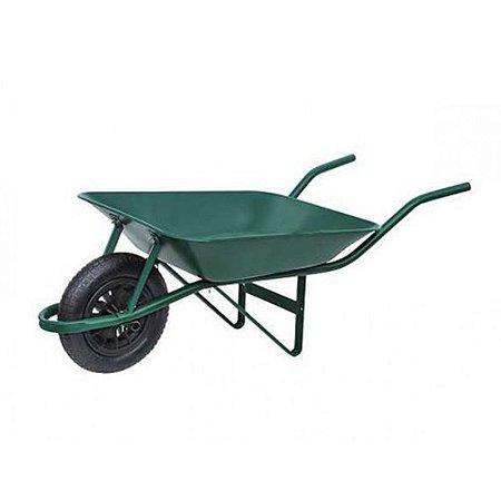 Carrinho Paraboni Verde c/aro Plástico 100-186 46L