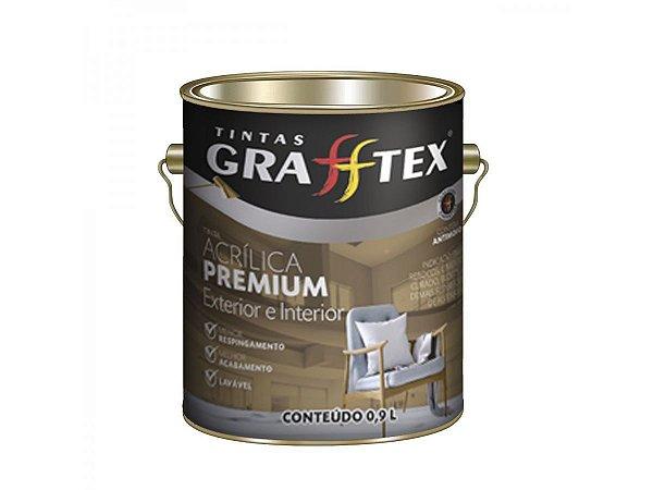 Tinta Acrílica Premium Branca 3,6L