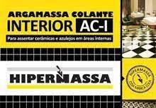 ARGAMASSA HIPERMASSA INTERNA AC-l 20 kg