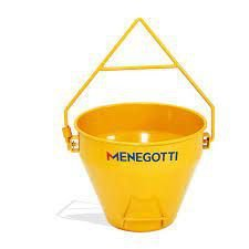 BALDE METAL MENEGOTTI PARA GUINCHO 50L