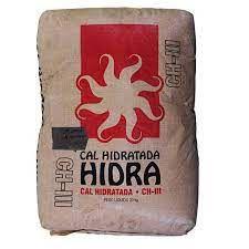 CAL HIDRATADO HIDRA 20 KG