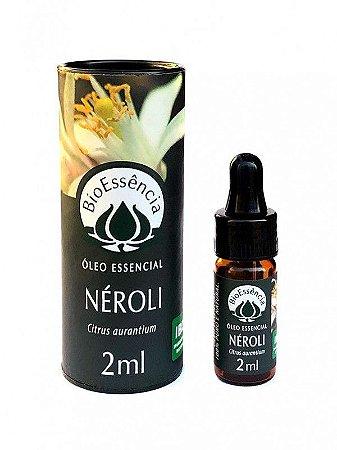 Óleo Essencial Néroli 2ml   BioEssência