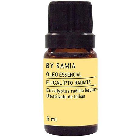Óleo Essencial Eucalipto Radiata 5ml   By Samia