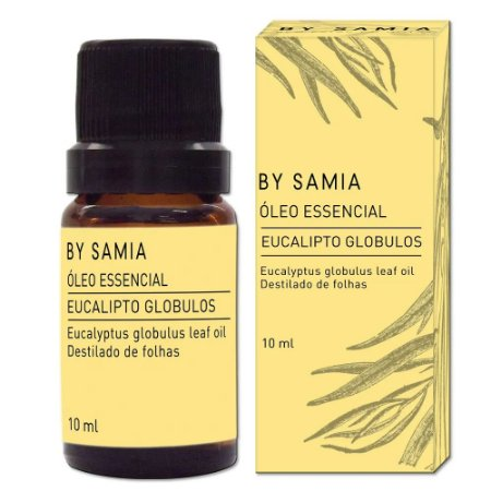 Óleo Essencial Eucalipto Globulus 10ml | By Samia
