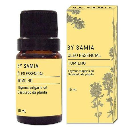 Óleo Essencial Tomilho 10ml | By Samia