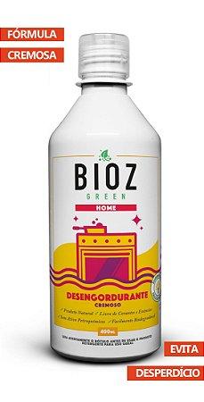 Desengordurante Cremoso Natural e Vegano 400ml|BIOZ