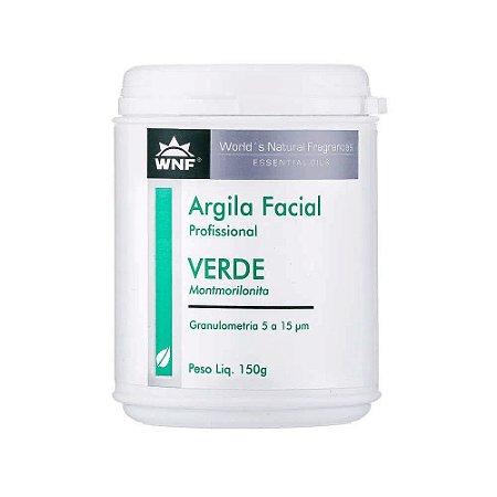 Argila Verde Natural 150g|WNF