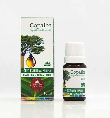 Óleo Essencial Copaíba 10ml | WNF