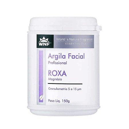 Argila Roxa Natural 150g|WNF
