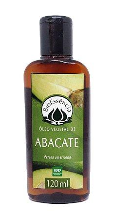Óleo Vegetal Abacate 120ml | BioEssência