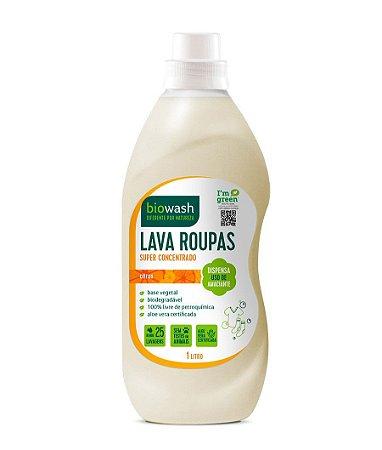 Lava Roupas Citrus 1l |Biowash