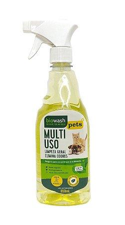 Multiuso PETs Capim Limão 650ml | Biowash