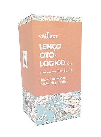 Lenço Otológico 20un | Vetfleur