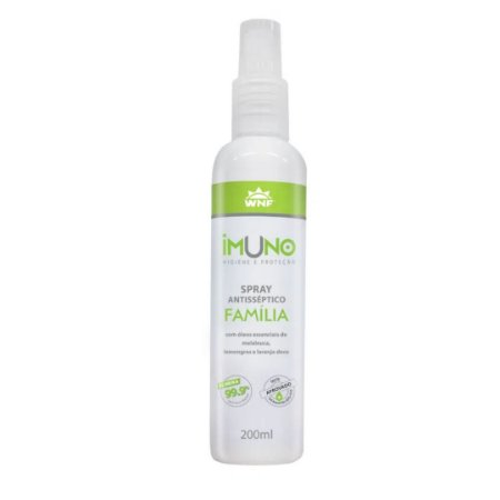 IMUNO Spray Antisséptico Família 200ml | WNF