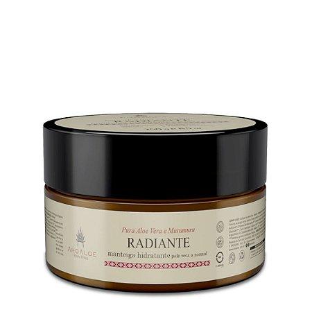 Manteiga hidratante RADIANTE 250g| AhoAloe